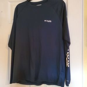 Columbia long sleeve